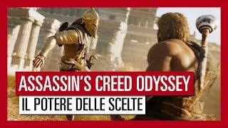 Trailer di Assassin's Creed Odyssey: Il Potere delle Scelte