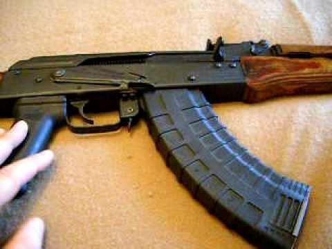 W.A.S.R. 10-63 Ak47