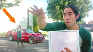 Top 10 New Zach King Magic Tricks 2018 - Best of Zach King