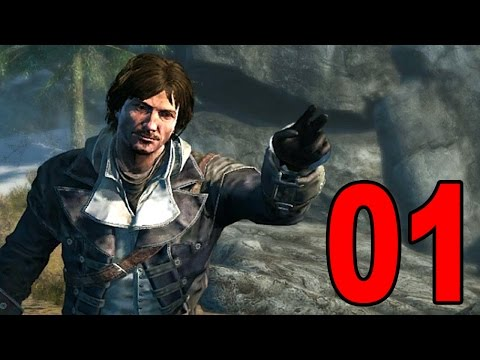 Assassin's Creed: Rogue - Part 1 - Land of the Pirates (Let's Play / Walkthrough / Gameplay)