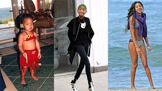Download Lagu Willow Smith Transformation 2018 || From 0 To 17 Years Old Gratis STAFABAND