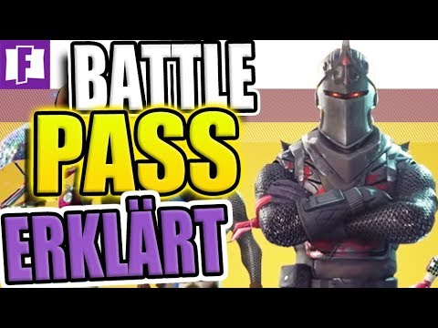 Fortnite Battle Pass Genau Erklart