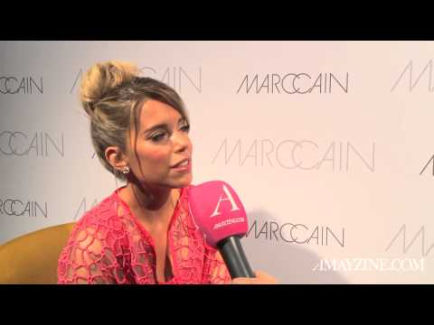 Exclusief interview met Sylvie Meis @ Berlin Fashion Week 2015 - Amayzine.com