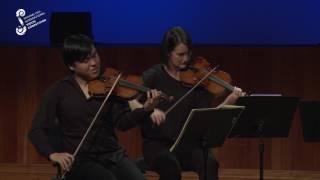 2017 Round #3 Competitor #16 L Hsu | Mozart: Quintet in G minor, K516