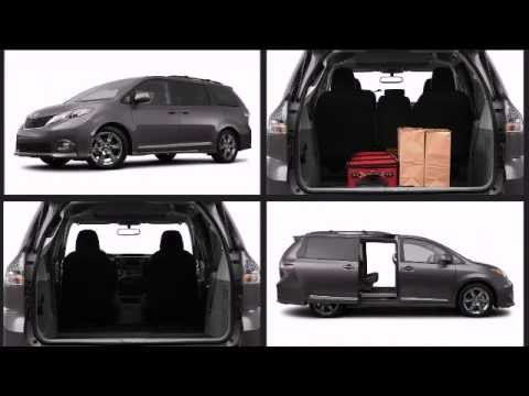 2012 Toyota Sienna Video