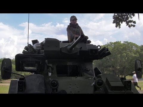 Airsoft War - Armored Warfare: DV8 Airsoft. ft FV721 Fox CVR