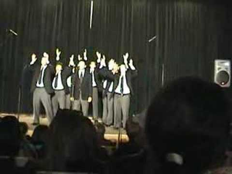 UC Men's Octet - Lion King Medley Music Videos