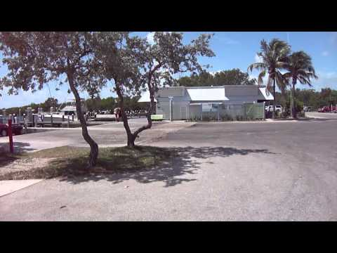 Our American RV Road Trip Part 18  john pennie kamp in key largo