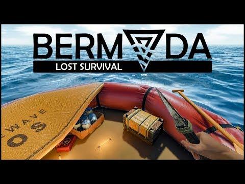 ЖАЖДА ПОСРЕДИ ОКЕАНА! - Bermuda: Lost Survival