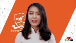 [ULIS Support TV] Tôi học ULIS để trở thành cô giáo