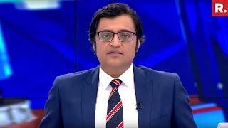 Ritabrata Banerjee EXPOSES CPI(M) | The Debate With Arnab Goswami
