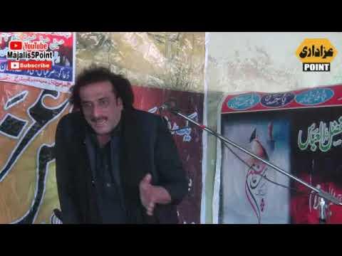 Zakir Aqeel Mohsin Naqvi Majlis 5 March 2019 Thatta Ghabula Chotti Zareen