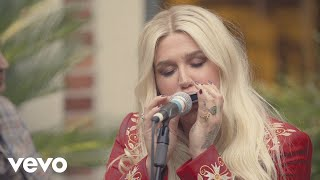 Kesha Here Comes The Change Live Acoustic