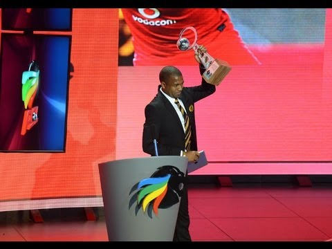 Khune and Chiefs clean sweep at the PSL Awards