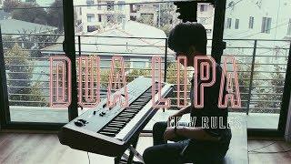 download lagu Dua Lipa - New Rules - Tony Ann Piano gratis