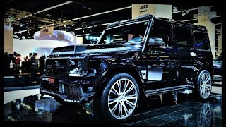 NEW 2019 - BRABUS 900 Mercedes AMG G65 V12 6.3L Super SUV Concept - Exterior and Interior Full HD