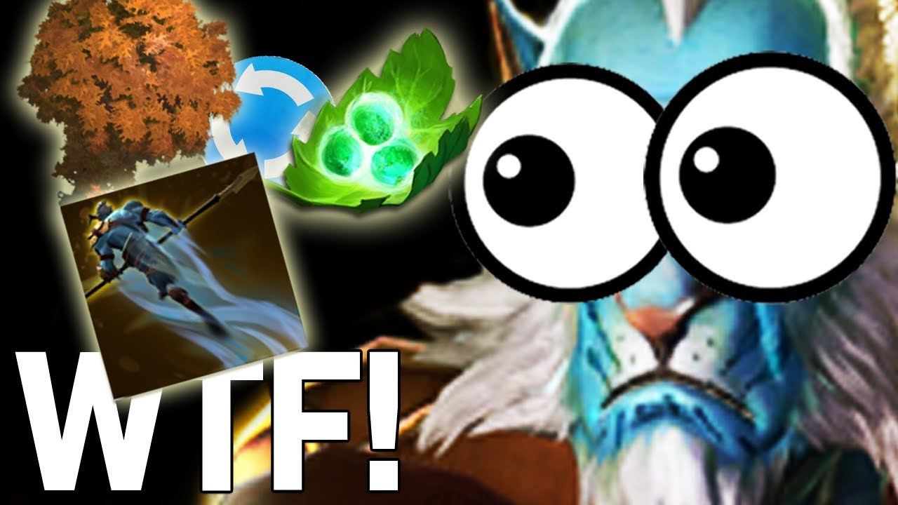 Broken Bug - Phantom Lancer Phantom Rush Trick by iceiceice - Dota 2