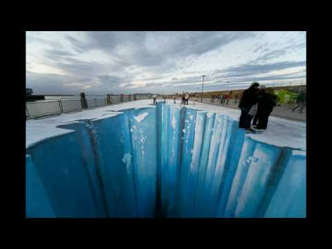 The Crevasse - Making of 3D Street Art Video Download