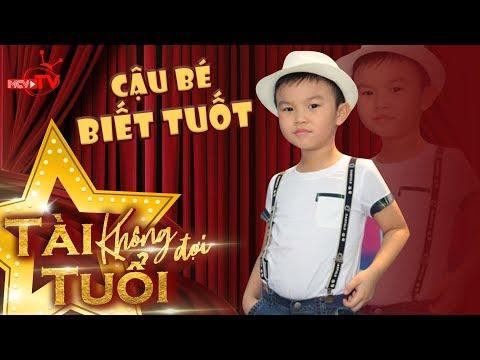 Bấn loạn với cậu bé 5 tuổi Minh Khang có lượng kiến thức khổng lồ 'hỏi gì cũng biết' 👍 thumbnail