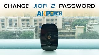 Jiofi 2 How to change Password Of Router | JIO 4G Jiofi 2 Password Change