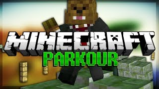 Minecraft 1.8 (Snapshot) EXTREME PARKOUR Tree and Nether Courses