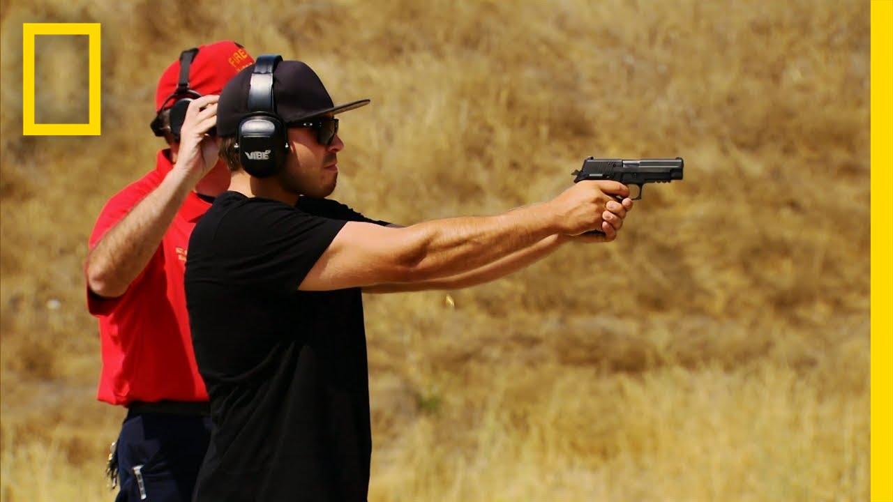 Shooting sport target