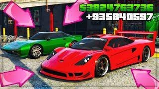 NEW GTA 5 ONLINE DLC UPDATE! - SPENDING SPREE!! NEW DLC CARS,STUNT RACES (GTA 5 ONLINE DLC GAMEPLAY)