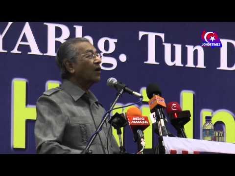 Bicara Negarawan : Malaysia Hari Ini Ke Mana Kita - TUN DR MAHATHIR