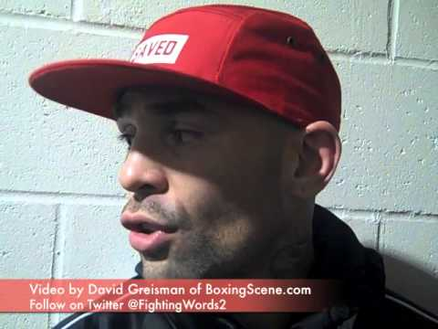 POST-FIGHT INTERVIEW: Luis Collazo gets comeback win after loss to Khan, wants top welterweights
