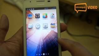 Обзор Huawei G525