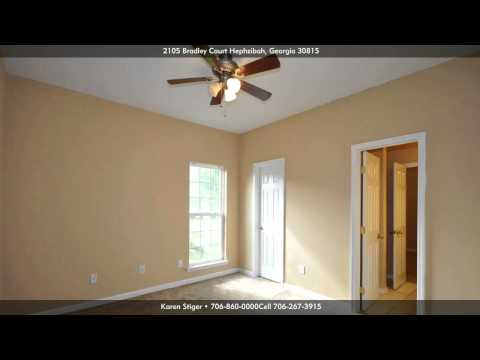 2105 Bradley Court, Hephzibah 30815, Georgia - Virtual Tour