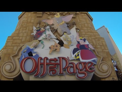 Disneyland Vlog 54: Off the Page and My special comic book display