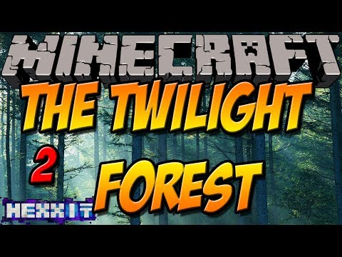 EPISCHE ITEMS   The Twilight Forest Mod   Minecraft Hexxit Mod Review [DEUTSCH]