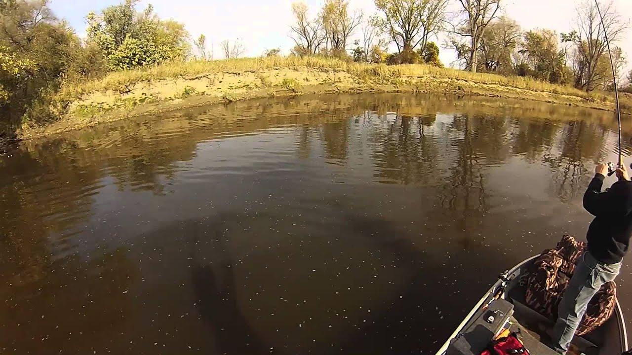 Ohio Steelhead Fishing Fall 2014