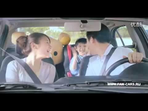 FAW V5 Реклама