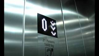 Tour of the lifts at Westfield at stratford