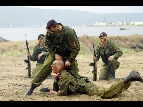 Russian Marines - Hand To Hand Combat