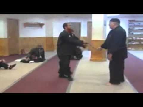 Ninjutsu: Reality Based Knife Defense Image 1