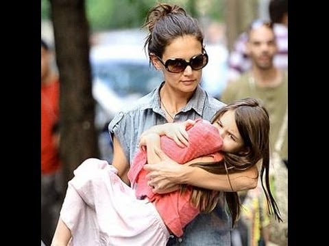 Katie holmes speaks on scientology - one news page us video