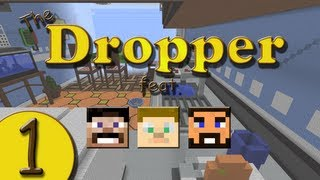 Minecraft - The Dropper - EP01 - Feat. Guude and Baj
