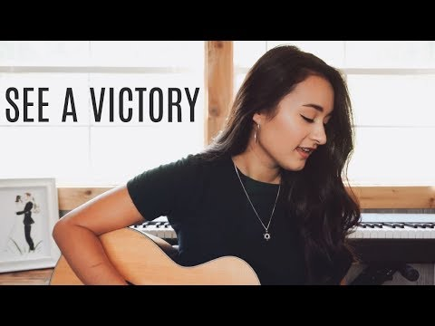 SEE A VICTORY // Elevation Worship (cover)