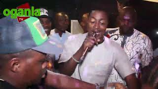 ATER PARTY TAYE CURRENCY KUNLE AFOD JIGAN BABA OJA RORKEY WHITE ADEBAYO TIJANI ROCKED THE PARTY