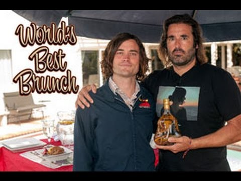 World's Best Brunch with Josh Harmony
