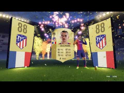 FIFA 18 Pack Opening - First Look! (Ronaldo & Griezmann)