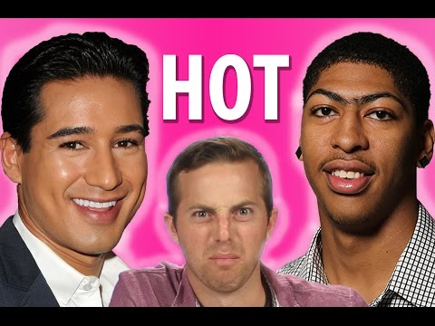 Straight Guys Review Hot Celebrity Males' Eyebrows video