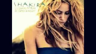 Shakira - je l'aime à mourir - La Quiero a morir (version studio).mp4
