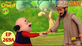 Motu Patlu   Cartoon in Hindi   3D Animated Cartoon Series for Kids   Chalaak Singh Ki Chaalaki