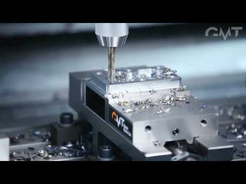Glacern Machine Tools - CNC Milling Products Showcase 2009