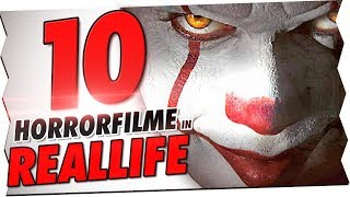 10 HORRORFILME IN REALLIFE !