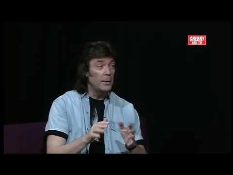 Steve Hackett 'The Steve Hackett Story' Interview by Mark Powell